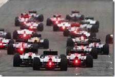 La FIA cancella l'abolizione degli scarichi soffiati