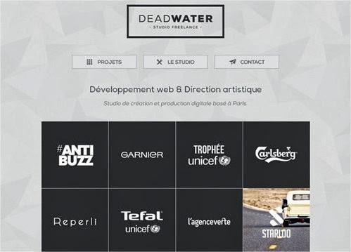 20 hermosos y simples sitios web minimalistas 9