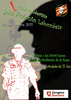 2011 cartel Labordeta