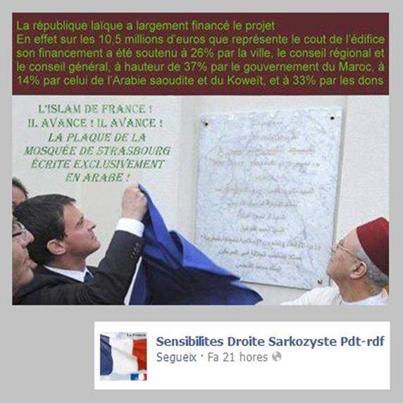 Manolito Valze inaugura en lenga araba