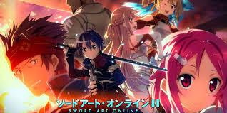 Hình Ảnh Sword Art Online  Đao Kiếm Thần Vực