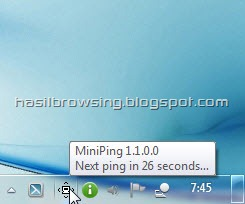 miniping screenshot