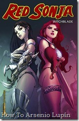 P00011 - RED SONJA - Witchblade