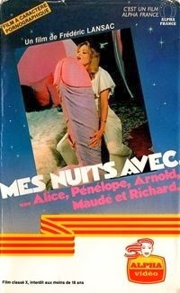 Mes Nuits Avec... Alice, Penelope, Arnold, Maude et Richard