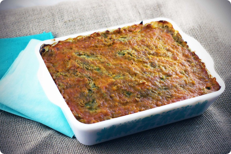 lentil loaf 1