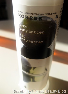 Korres-body-butter