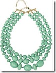 Three Tiered Bead Necklace