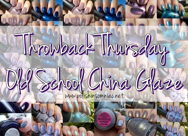 Throwback Thursday - Old School China Glaze