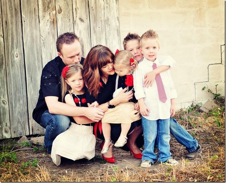 Family Hug edit CS5