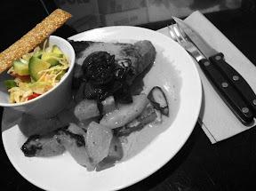 Gårdagens middag, dagens rester
