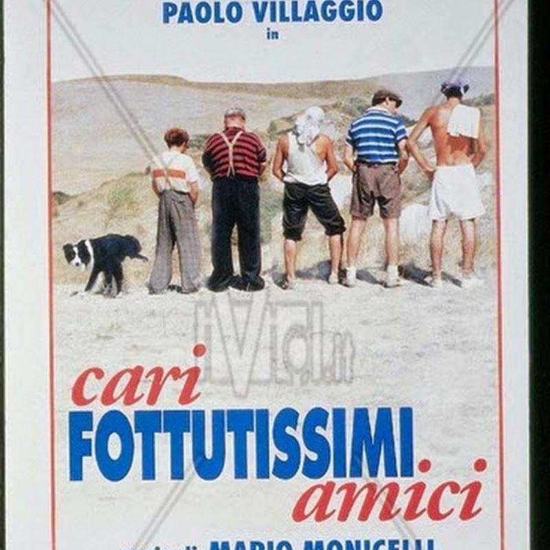 Cari fottutissimi amici, un film particolare e originale dal maestro della commedia all'italiana.