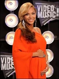 Beyoncé VMA 2011