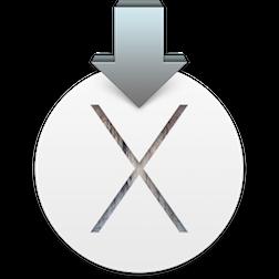 Yosemite Install logo