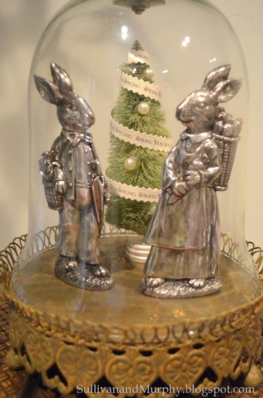 bunny cloche