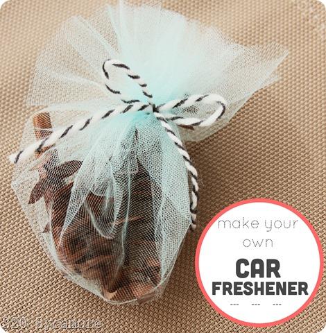 diy car freshener