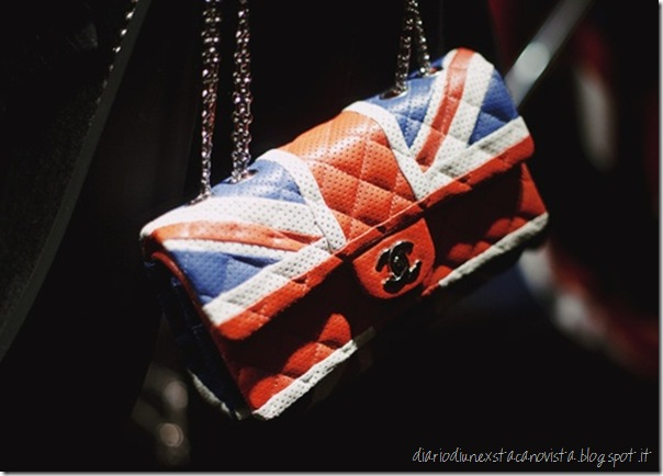 Chanel Union Jack Purse