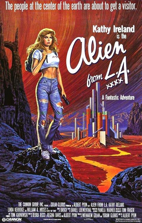 Alien From La 01