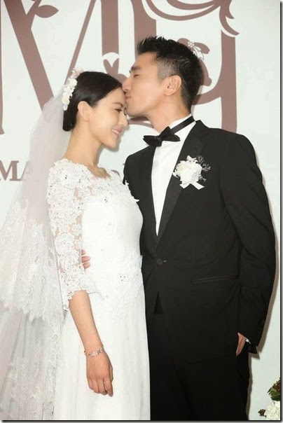 Mark Chao X Gao Yuan Yuan Wedding 赵又廷 高圆圆 婚礼 01