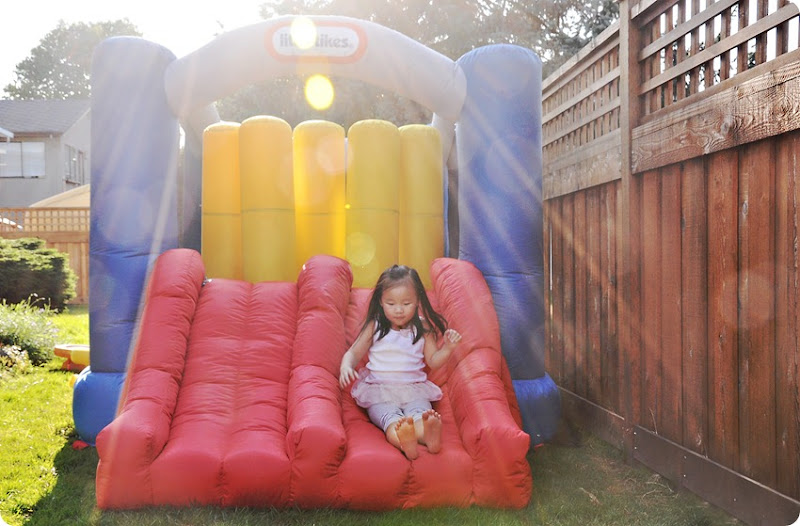 Bouncy castle fun (1)