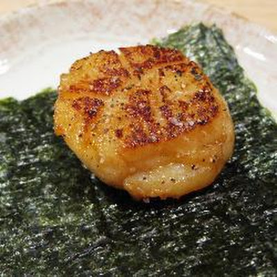 Seared Scallop Sashimi