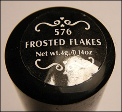 NYX Frosted Flakes Lipstick