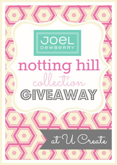 Joel Dewberry Nottinghill Giveaway