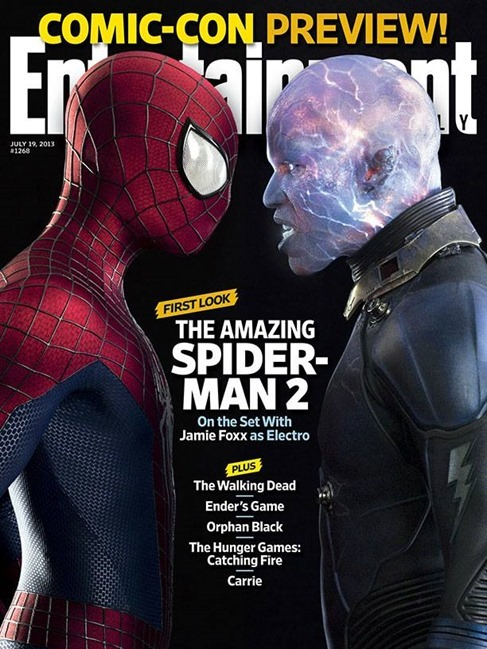 spider-man vs electro