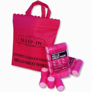 Pink Velcro Packaging