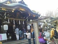江の島神社?