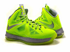 nike lebron 10 gr atomic volt dunkman 8 01 Nike, This is How We Want Our Volts! With Diamond Cut Swoosh.