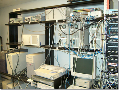 Messy Servers