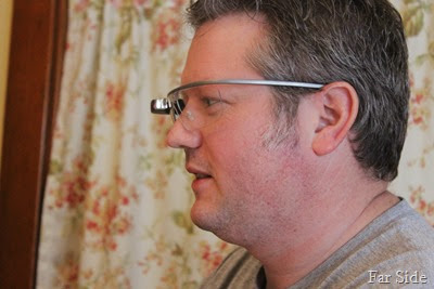 Andy and Google Glass
