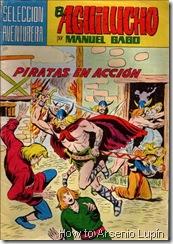 P00002 - EL AGUILUCHO . Piratas en