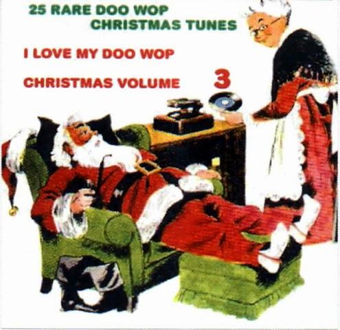 I Love My Doo Wop Christmas Vol 3 Front