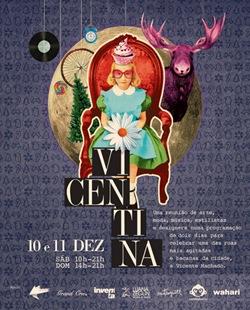 Vicentina - 3ª Edição - Curitiba PR