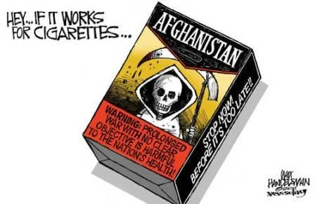 Afghanistan-Warning