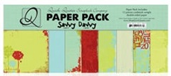 savvy davvy paper pack