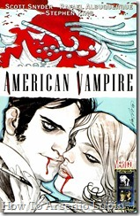P00003 - American Vampire #3