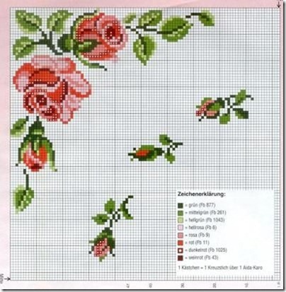 Ponto Cruz-Cross Stitch-Punto Cruz-esquemas-motivos-712