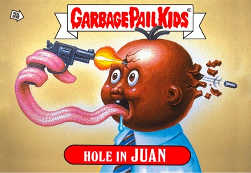 Hole in juan 1