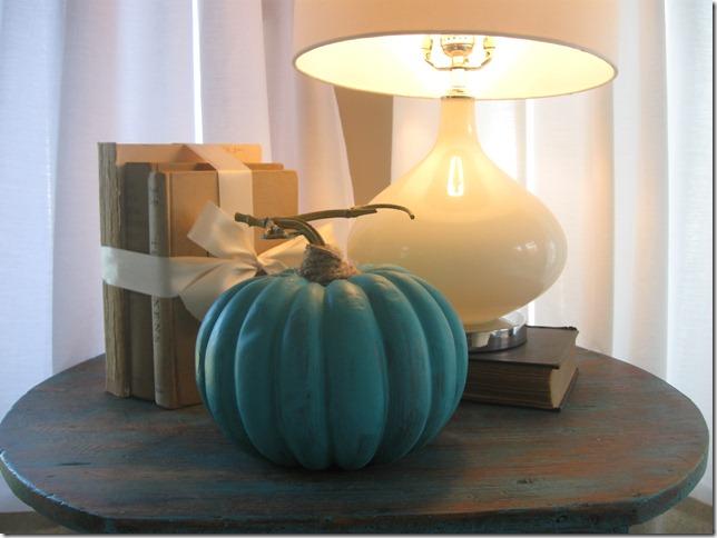 turquoise pumpkin 001