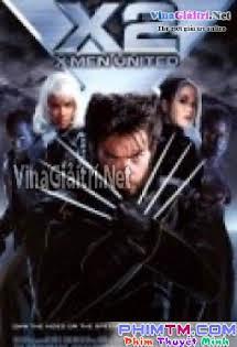 Dị Nhân 2 - X-men 2 Tập HD 1080p Full