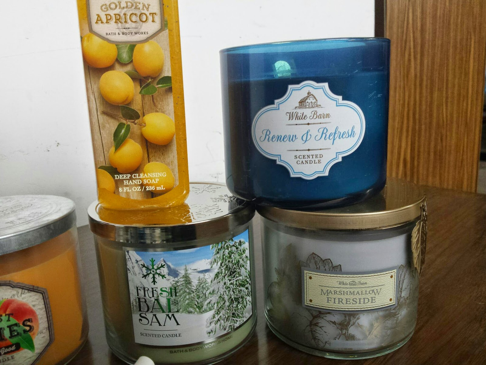 bath and body works haul candles and fall sale 2014 kfclovesyou. Black Bedroom Furniture Sets. Home Design Ideas