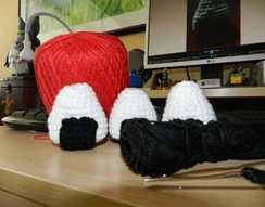 onigiri amigurumi crochet patron