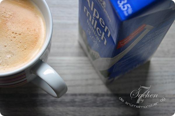 2 von 7 Sachen - Milchkaffee