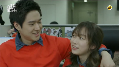 Ending Flower Boy Next Door Episode Terakhir