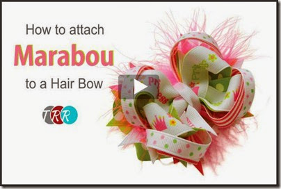 How-To-Attach-Marabou-To-A-Hair-BowA