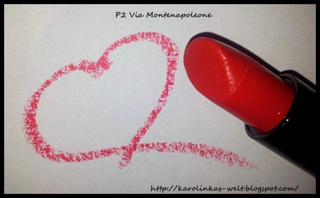 P2 via montenapoleone Lipstick