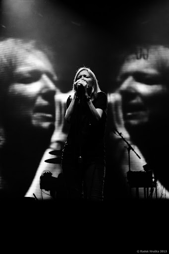 Portishead (UK) @ Tipsport Arena, Prague