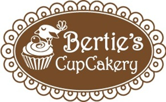 New-Berties CupCakery logo